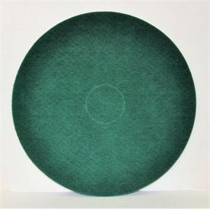 Tekepálya tisztítókorong 10mm, német, zöld, durva képe