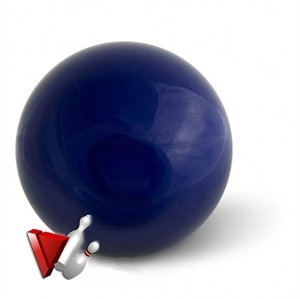 Tekegolyó WINNER kék 160 mm képe