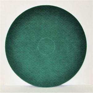 Tisztító korong 20mm, német, zöld, durva képe